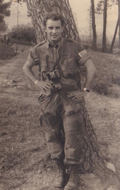Roger Derringer, Southern FRance